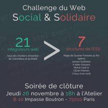 Affiche du challenge